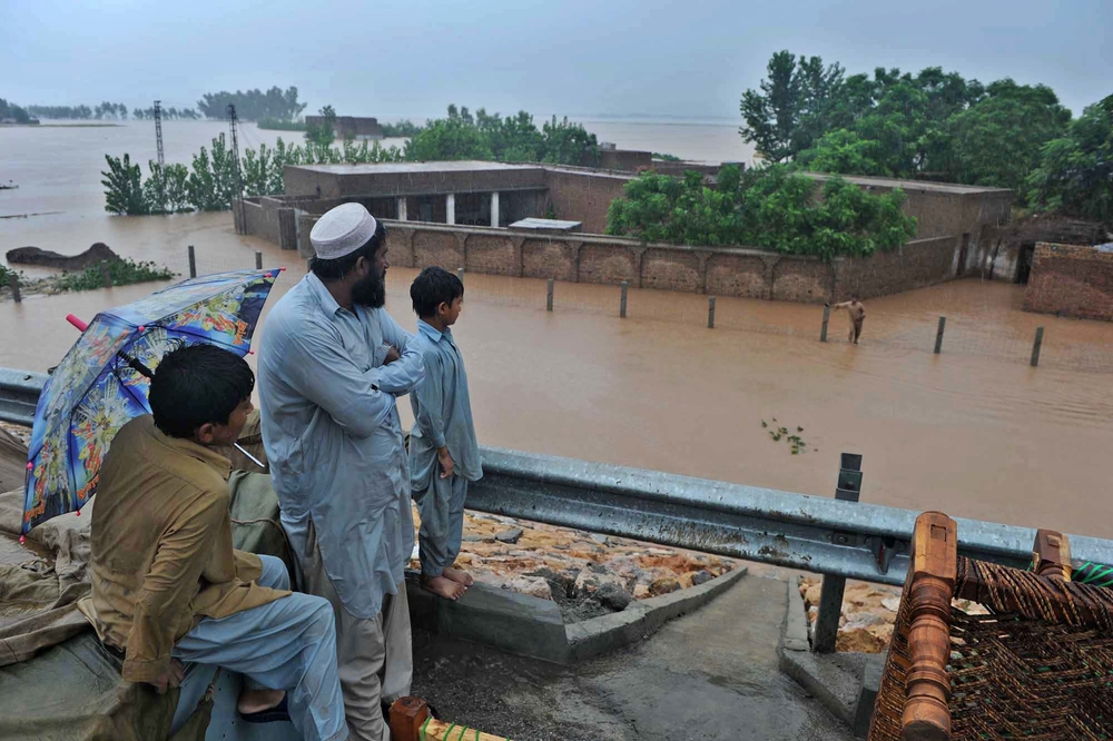 People in Sindh and elsewhere face floods again in Pakistan