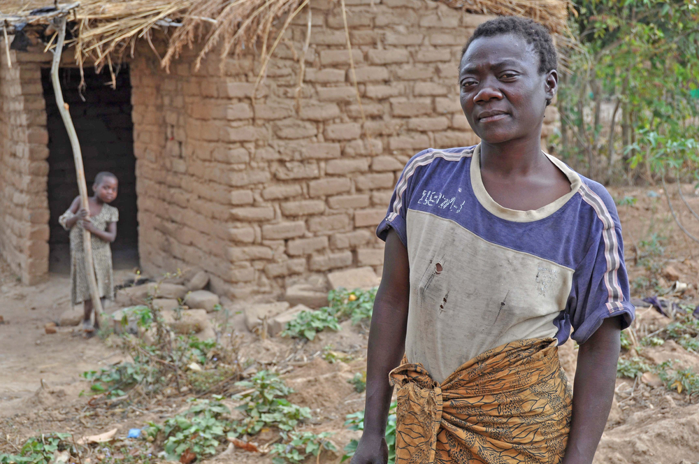 Like thousands of other Malawian farmers, Florance Gusito was deemed ineligible to receive fertilizer and seed subsidies this year