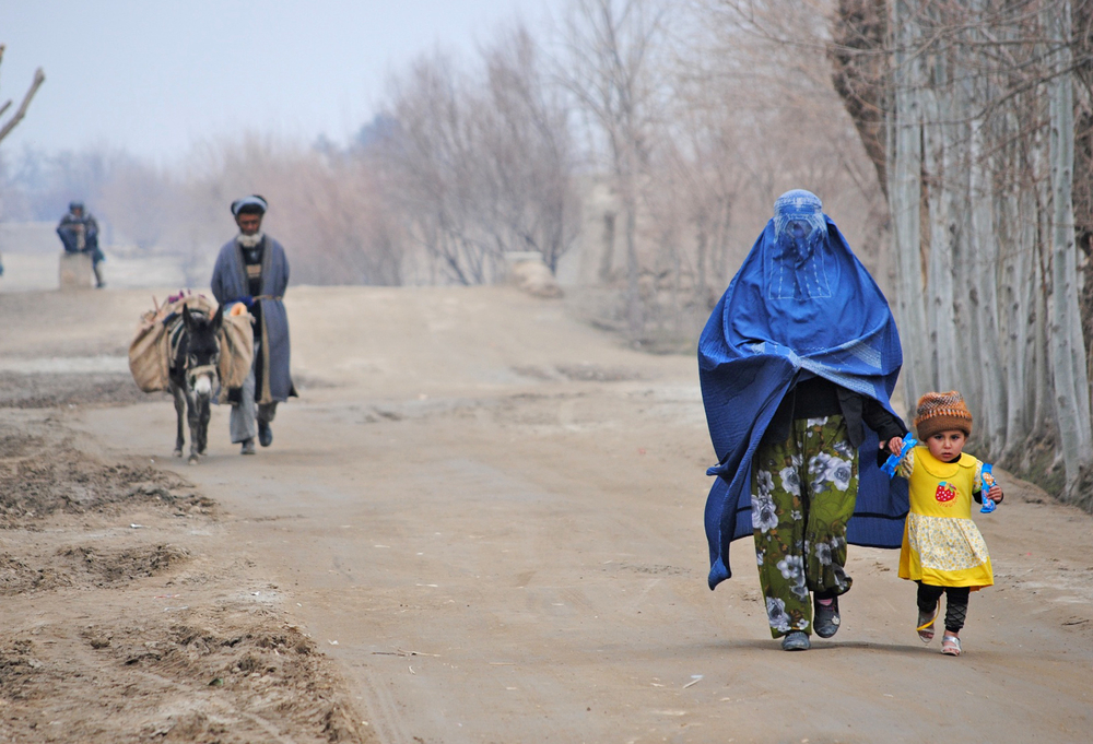 Mother and Child in Badakshan, Afghanistan