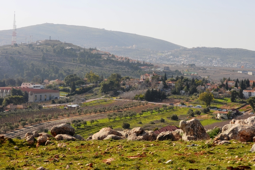 Southern Lebanon is very fertile, but agriculture has not been sufficiently supported
