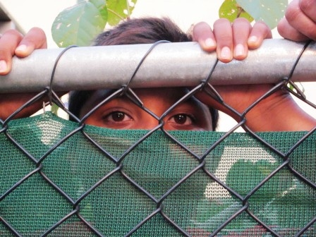Close to 2,000 children are under some form of immigration detention in Australia