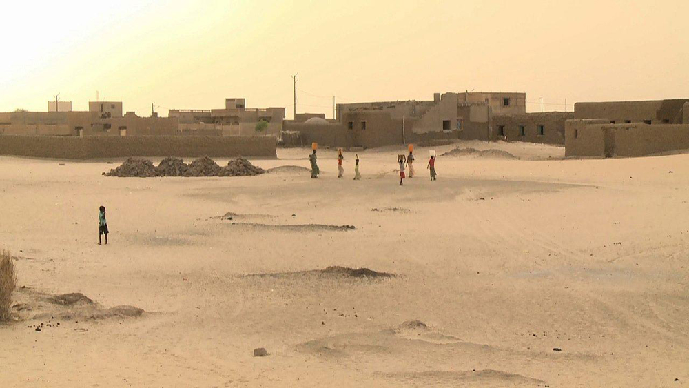 Trouble in Timbuktu - Northern Mali after the Islamist occupation (FILM ONLY - use image 201306210818480802 for reports)