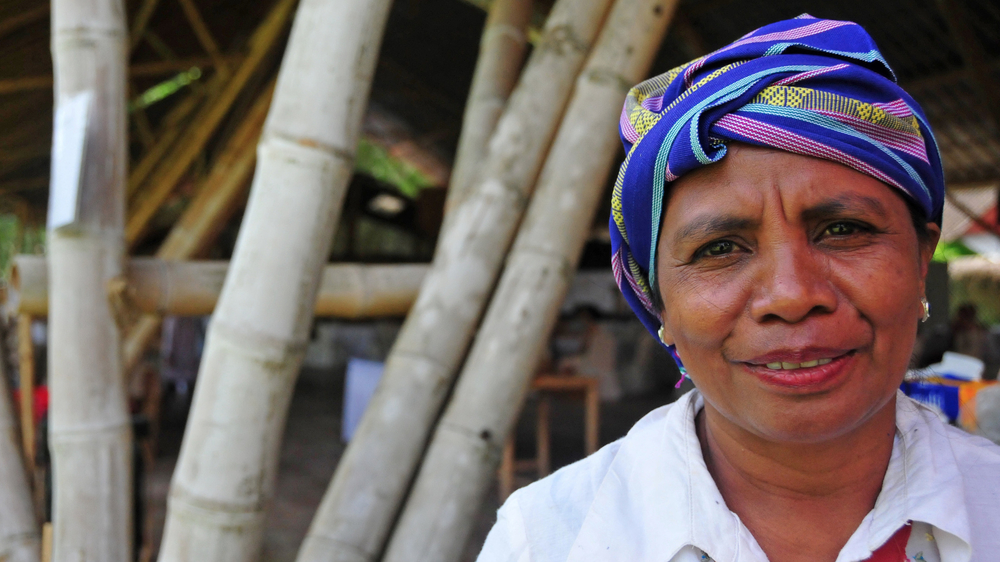 Aleta Baun, the Indonesian environmental activist was once waylaid by a group of men who later debated whether to kill her or rape her.