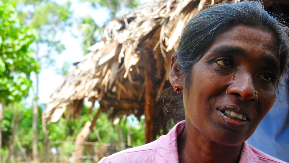 Kulasekran Kugamathi has been searching for her husband and eldest son since the end of the civil war in Sri Lanka. The total number of people killed and missing as a result of the conflict is still unknown and remains a highly sensitive issue.