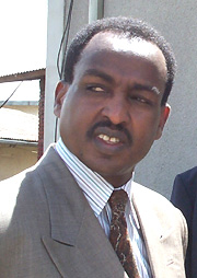 [Ethiopia] Ambassador Teshome Toga who is leading the fight for the return of the Axum Obelisk.