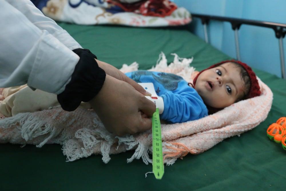 Les Yéménites luttent pour leur survie, alors que la famine menace le pays