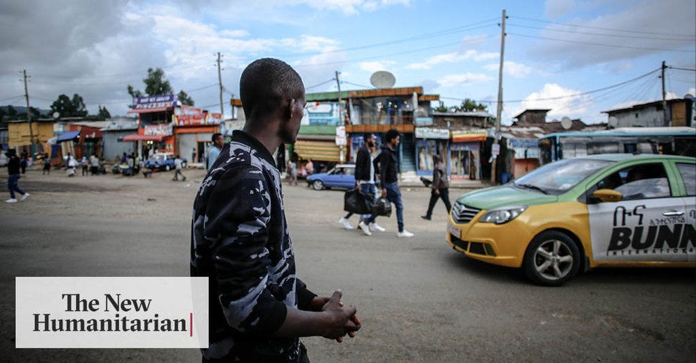 The New Humanitarian Eritrean Refugees Defy Border Closures Only To Find Hardship In Ethiopia