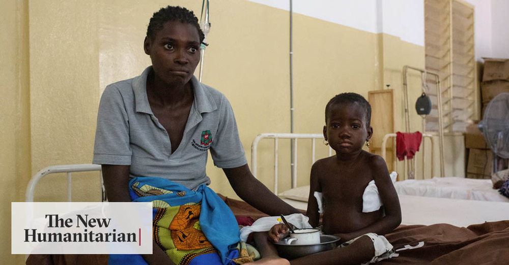 Environment and Disasters Briefing Mozambique's post-cyclone problems multiply - The New Humanitarian
