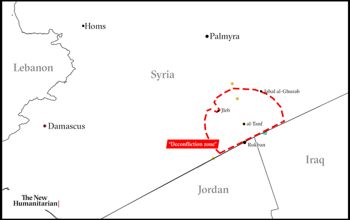 UN evacuation mission to up pressure on Syrians to leave Rukban