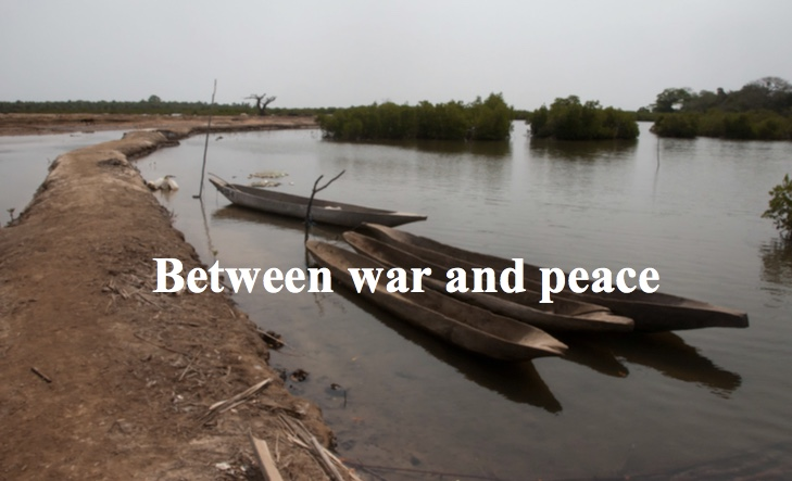 Between war and peace - Casamance