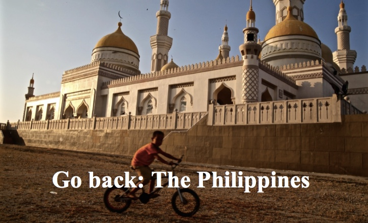 Go back: The Philippines