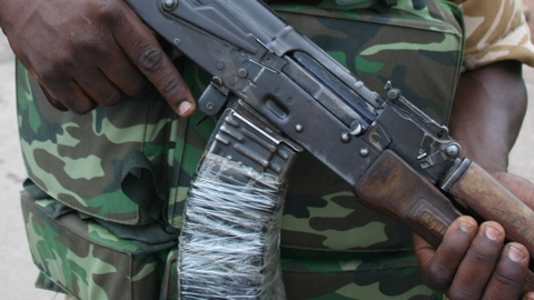 The New Humanitarian | Should child soldiers be prosecuted for their