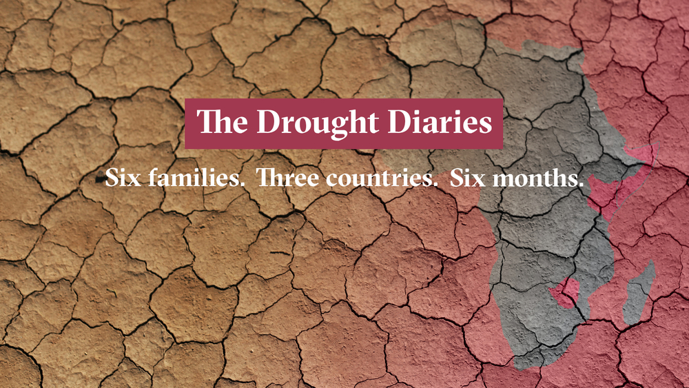 This series focuses on the drought and its impact on families in Kenya, Somalia, and Zimbabwe.