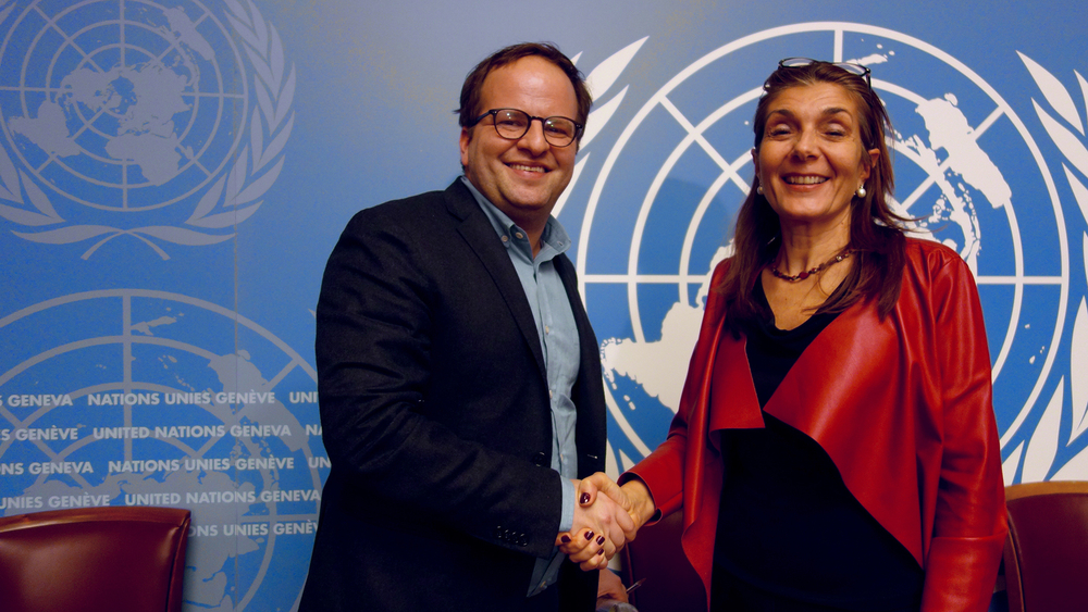 The New Humanitarian | New UN deal with data mining firm Palantir
