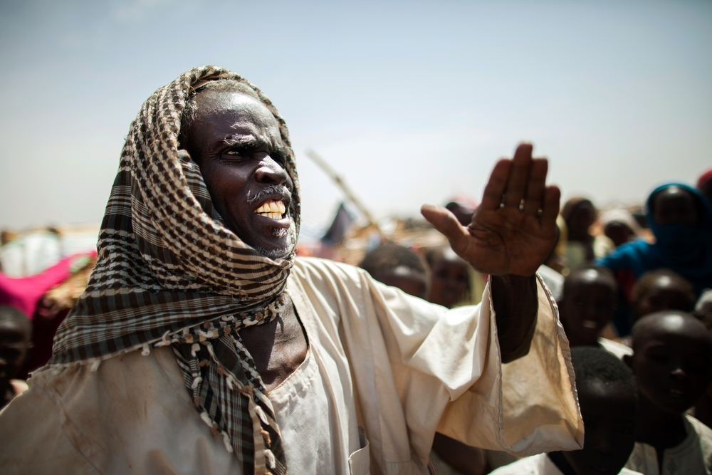 Sudan IDP South Darfur