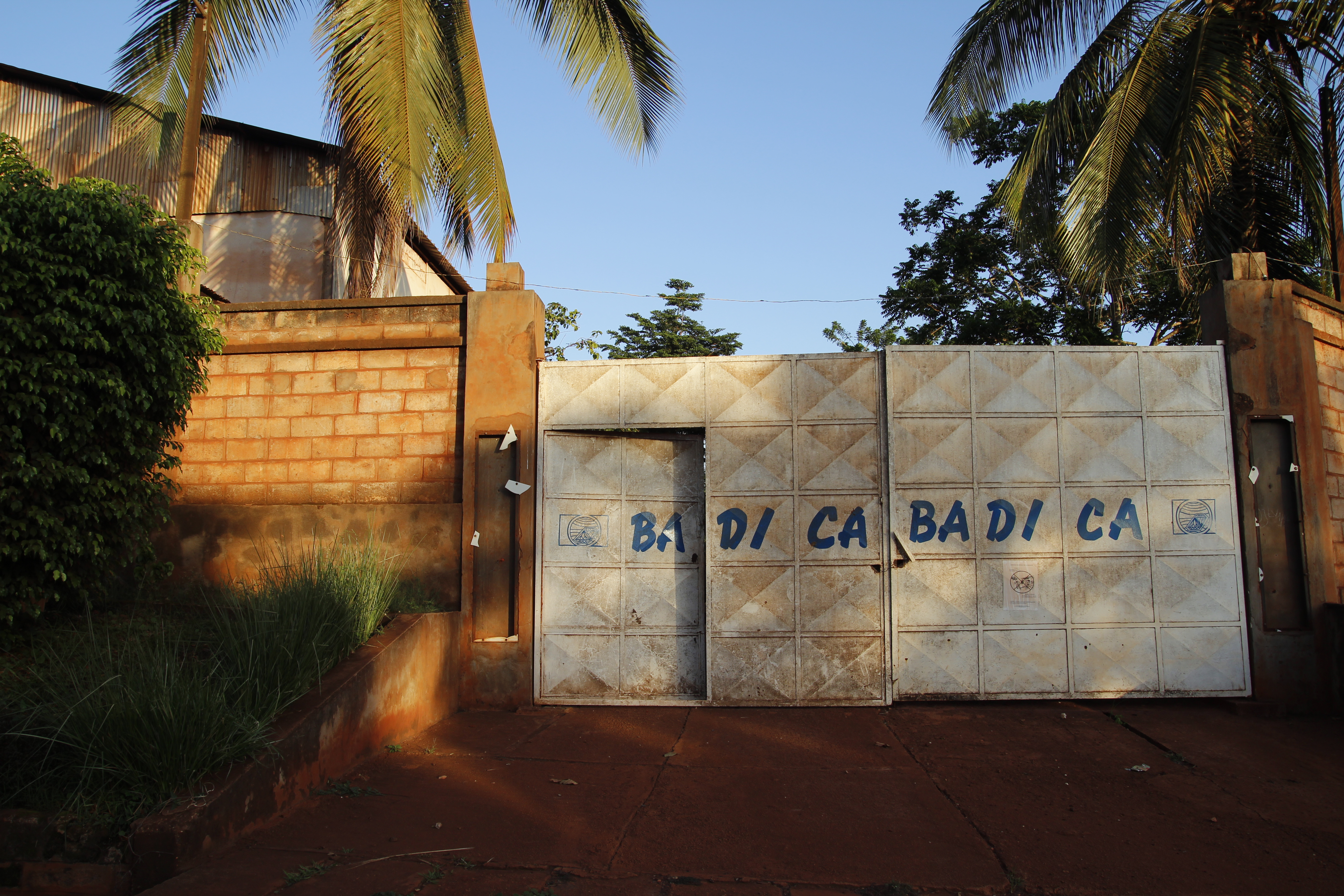 The offices of BADICA in CAR