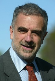Luis Moreno-Ocampo, the prosecutor of the International Criminal Court (ICC).