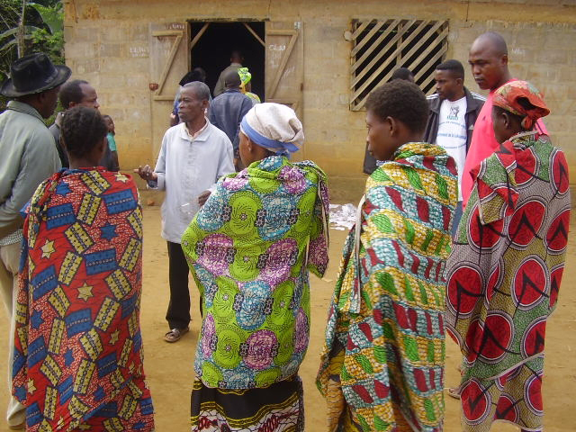 an analysis of social problems of indigenous people in the west african region The study investigated in to the indigenous mechanisms of dispute resolution and how  wanep- west african  of our social lives which made people to .