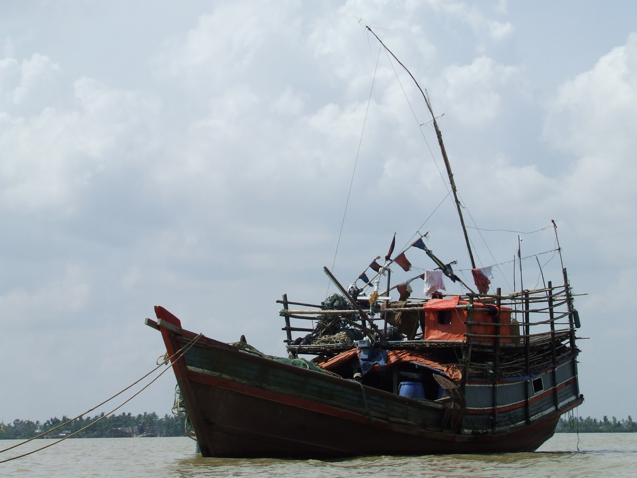The New Humanitarian Fishermen Struggle To Pay Back Loans