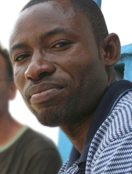 Barkon Dulah, acting nursing director, ES Grant hospital, Liberia