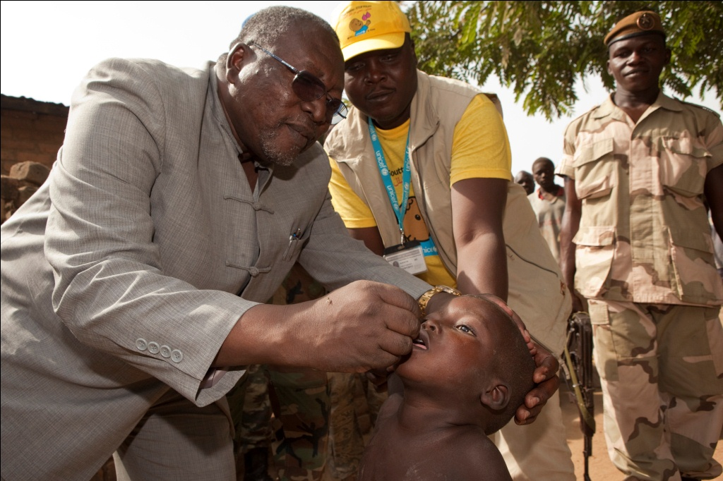 Polio is returning to Ukraine 41