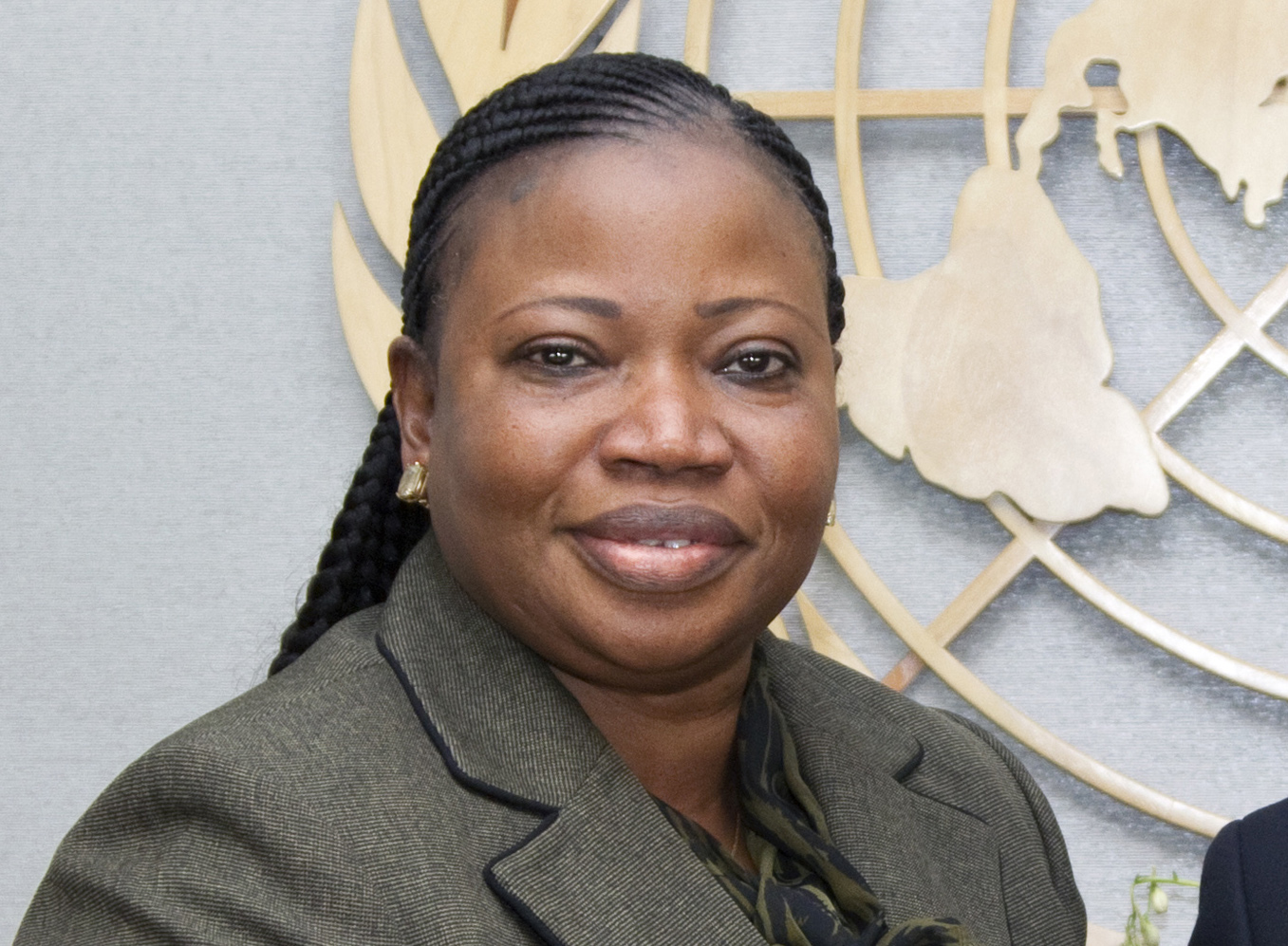 Fatou Bensouda, new Prosecutor of the International Criminal Court (ICC)