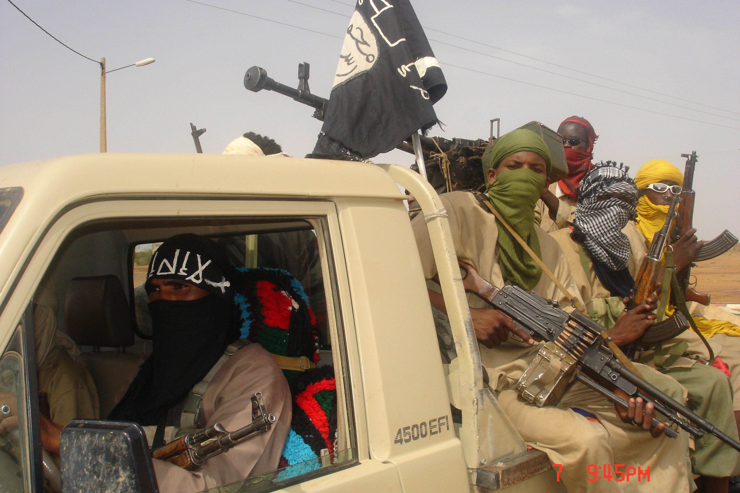 Members of Islamist group Movement for Unity and Jihad in West Africa (MUJAO), which is in control of much of northern Mali and has imposed Sharia law
