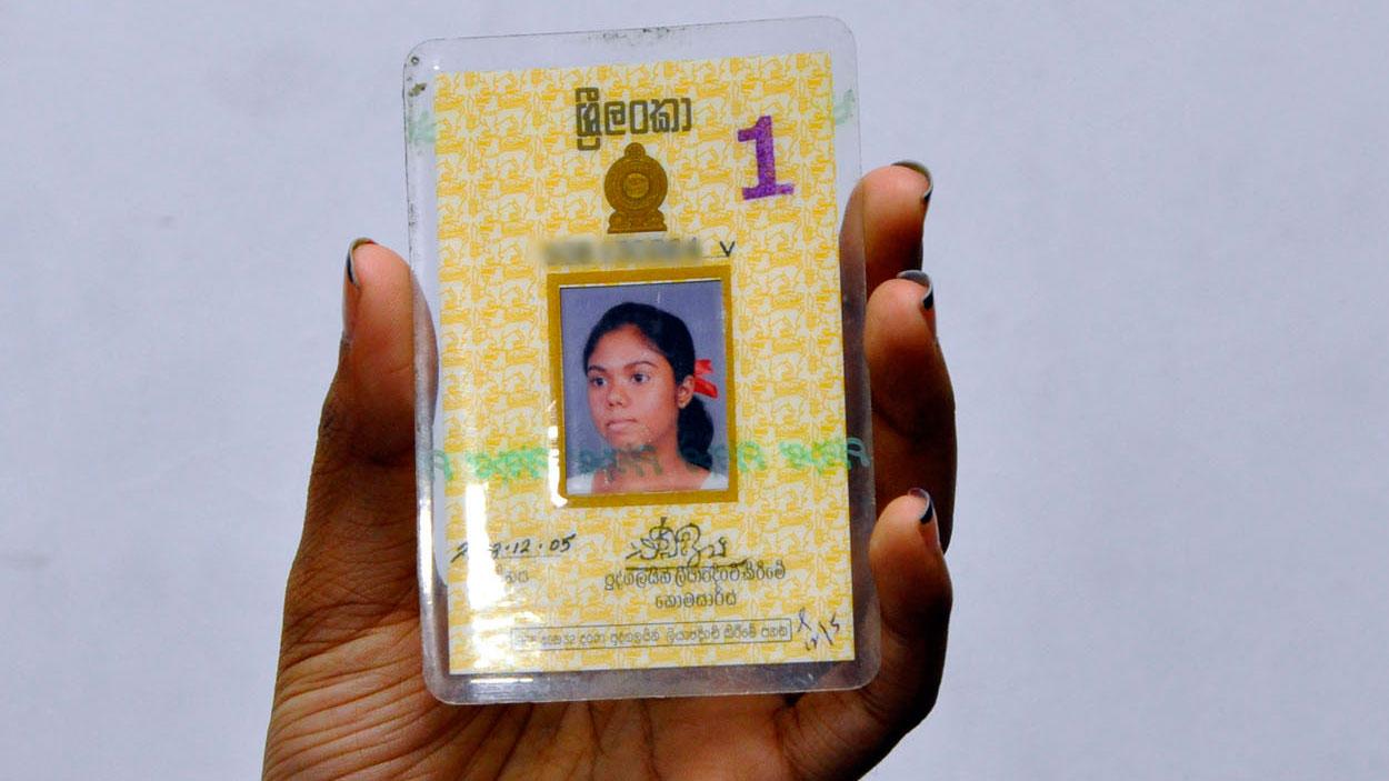 No ID, No Security – The Dilemma Of Sri Lanka's