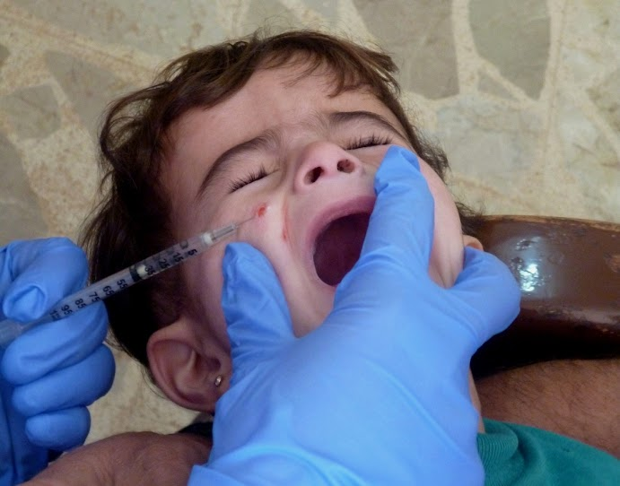 IRIN | Leishmaniasis could fuel refugee resentment in