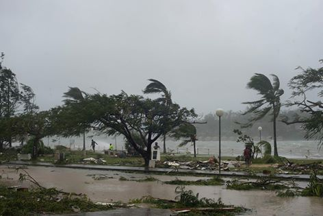 Vanuatu reeling from impact of cyclone Pam