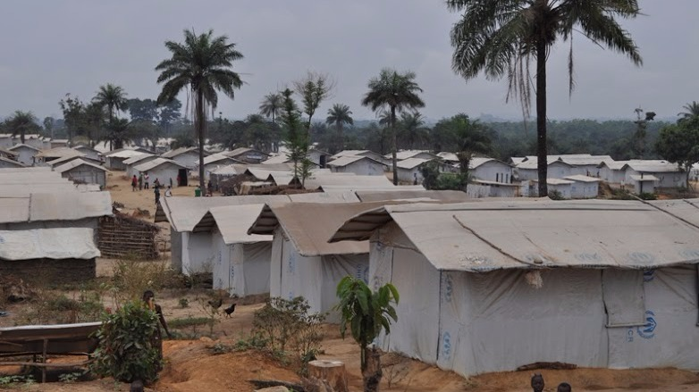 The Bahn refugee camp in Liberia's Nimba County is still home to more than 5,500 Ivorian refugees.