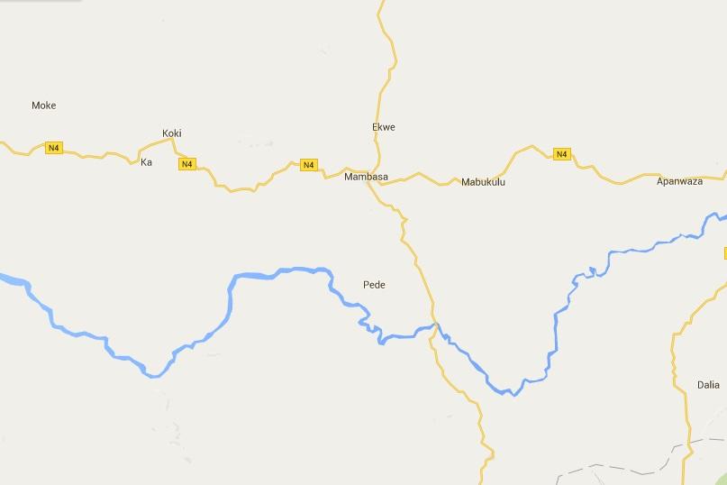 Mambasa DRC