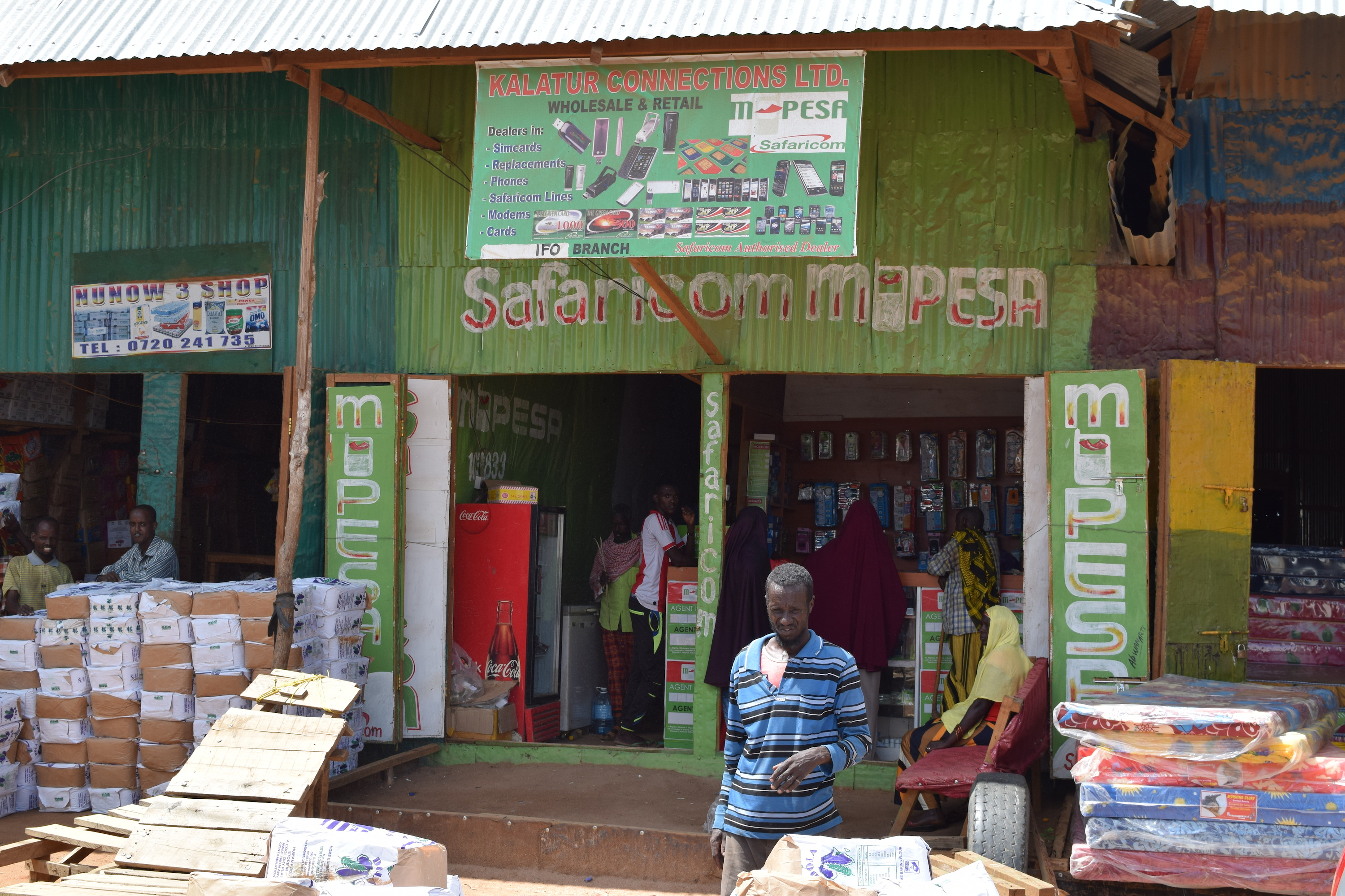 Business in Dadaab