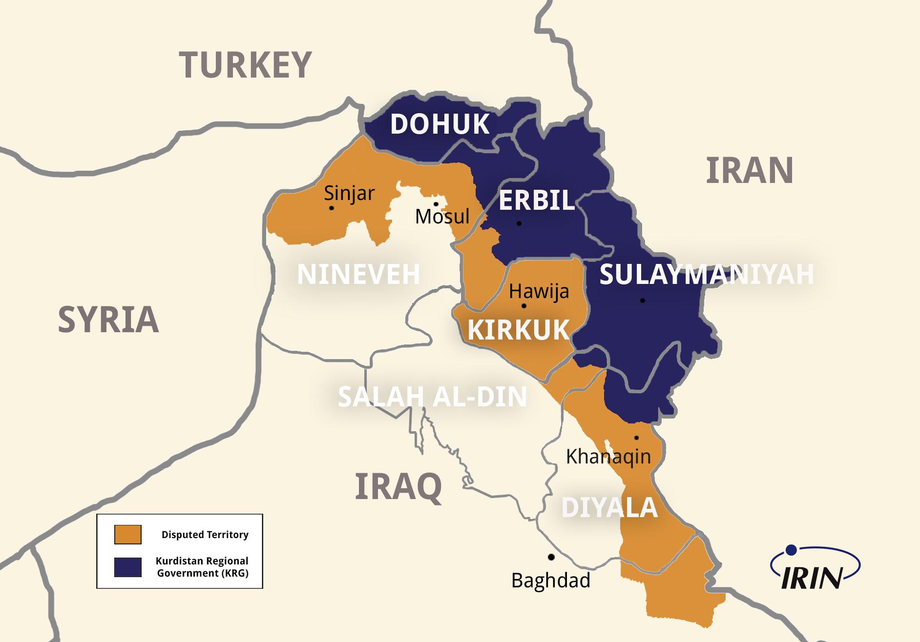 IRIN A country called Kurdistan