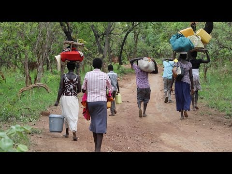 Humanitarian Blockade, South Sudan