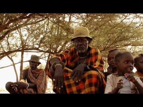 Lucas Lotieng, Pastoralist in Turkana County