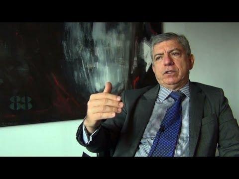 An IRIN interview with Cesar Gaviria, former Colombian president