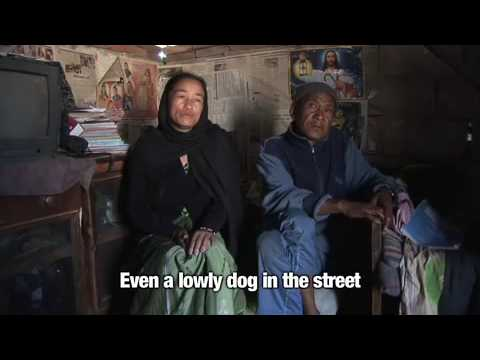 Forced to Flee - Nepal's Civil War