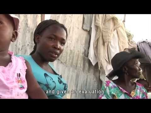 Haiti rape survivors