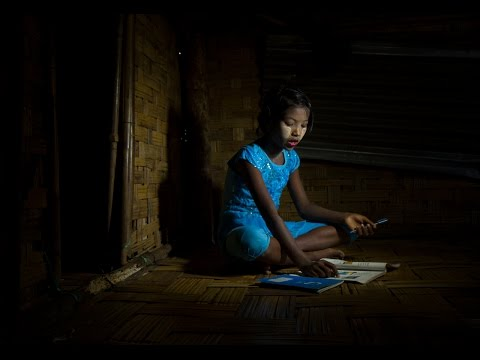 Life inside Myanmar's displacement camps