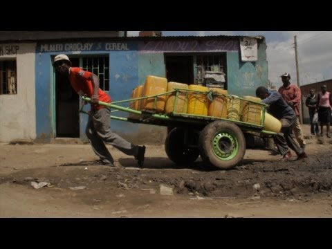 Peter Muya - Self employed, Mathare slum