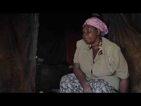 Leah Njeri, IDP in Gilgil, Nakuru County