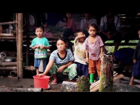 Kachin: Still on the run