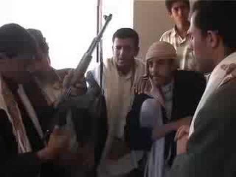 Weapons in Yemen