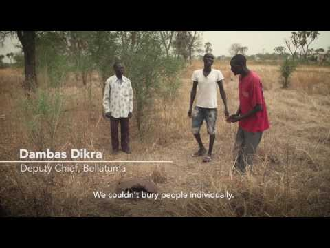 Forgotten Conflicts: The Blue Nile - Mass Graves