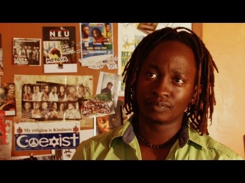 An IRIN interview with singer & songwriter Eric Wainaina