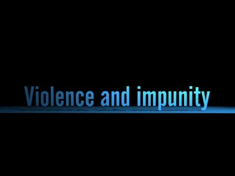 Violence and impunity