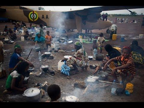 Bangui's ghettos