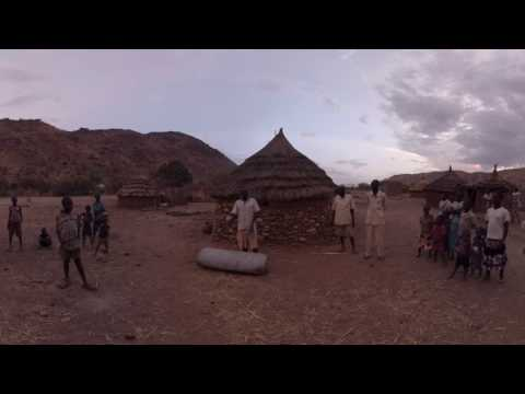 Besieged: A 360º experience in Sudan's Nuba Mountains