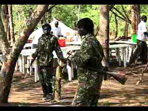 Lord's Resistance Army - Uganda peace talks